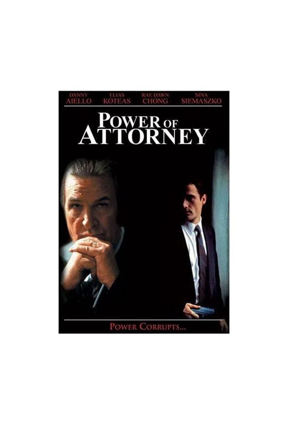 Power of Attorney kapak