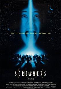 Screamers kapak