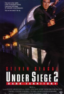 Under Siege 2: Dark Territory kapak