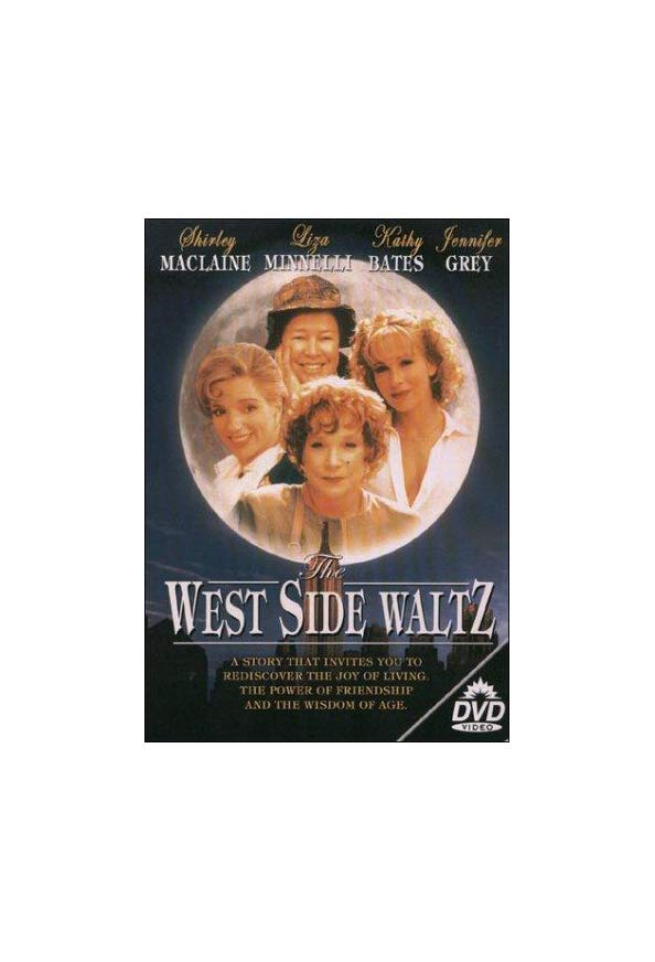 The West Side Waltz kapak