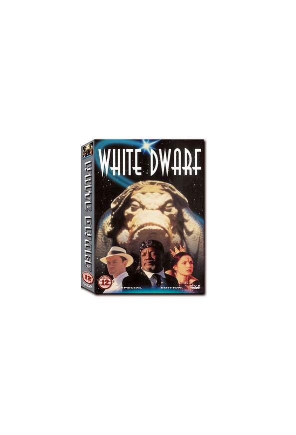 White Dwarf kapak