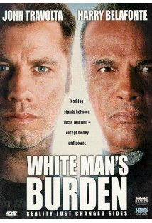 White Man's Burden kapak