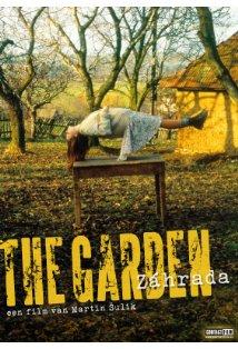 Záhrada kapak