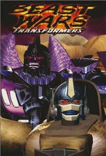 Beast Wars: Transformers kapak