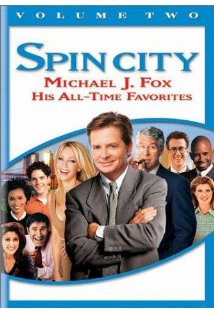 Spin City kapak