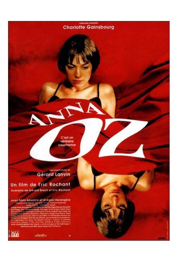 Anna Oz kapak
