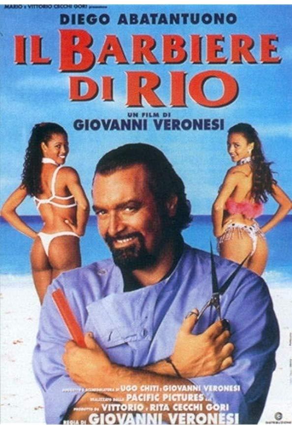 The Barber of Rio kapak