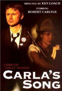 Carla's Song kapak
