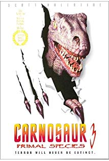 Carnosaur 3: Primal Species kapak