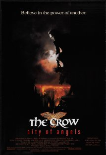 The Crow: City of Angels kapak