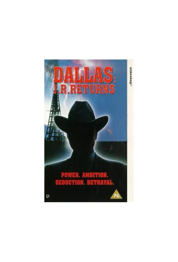 Dallas: J.R. Returns kapak
