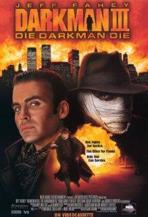 Darkman III: Die Darkman Die kapak