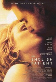 The English Patient kapak