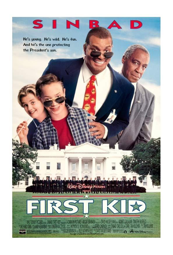 First Kid kapak