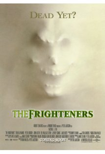 The Frighteners kapak
