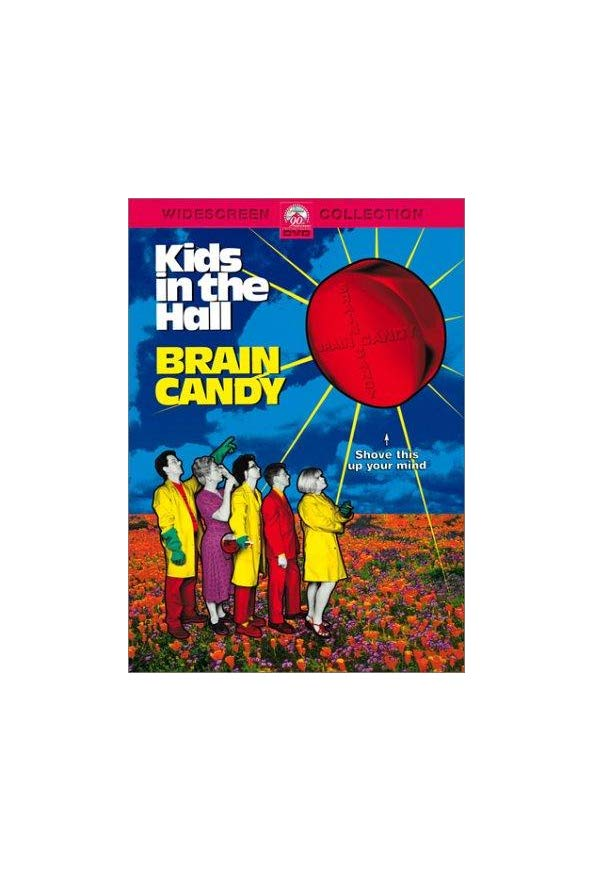 Kids in the Hall: Brain Candy kapak