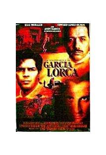 The Disappearance of Garcia Lorca kapak