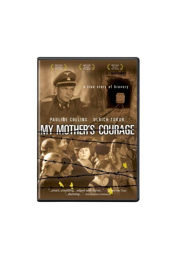 My Mother's Courage kapak