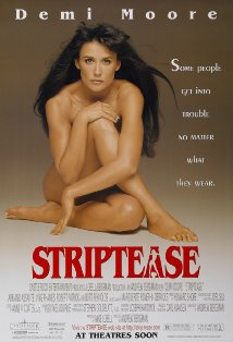 Striptease kapak