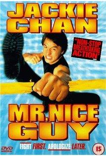 Mr. Nice Guy kapak