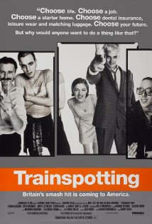 Trainspotting kapak