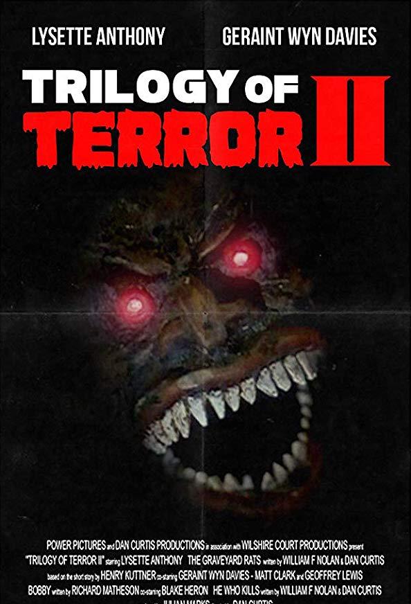 Trilogy of Terror II kapak
