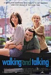 Walking and Talking kapak