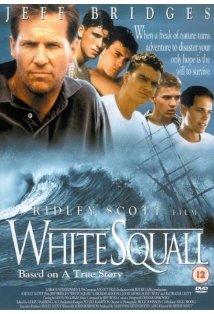 White Squall kapak