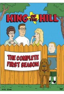 King of the Hill kapak