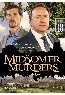 Midsomer Murders kapak