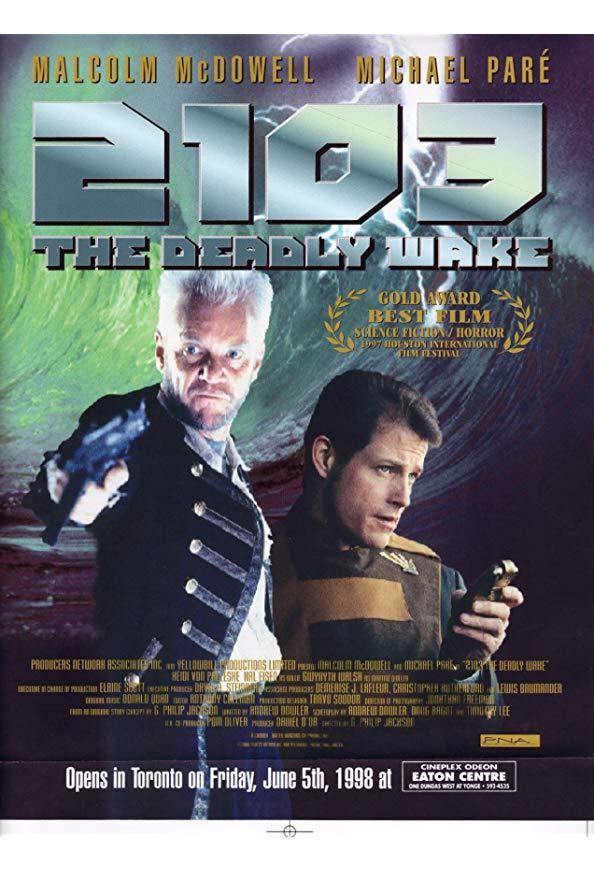 2103: The Deadly Wake kapak