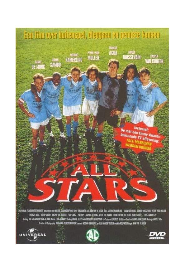All Stars kapak