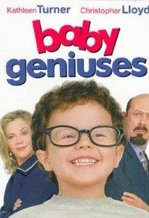 Baby Geniuses kapak