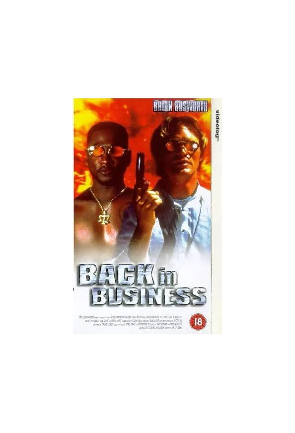 Back in Business kapak