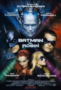 Batman & Robin kapak