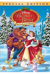 Beauty and the Beast: The Enchanted Christmas kapak