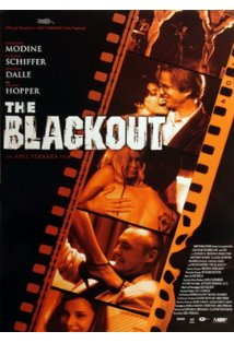 The Blackout kapak