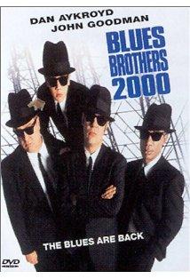 Blues Brothers 2000 kapak