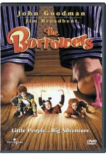 The Borrowers kapak
