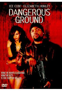 Dangerous Ground kapak