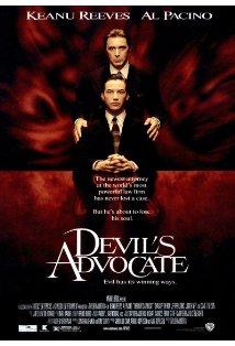 The Devil's Advocate kapak