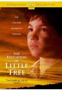 The Education of Little Tree kapak