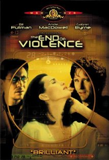 The End of Violence kapak