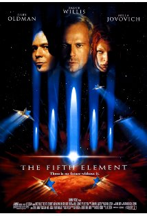 The Fifth Element kapak