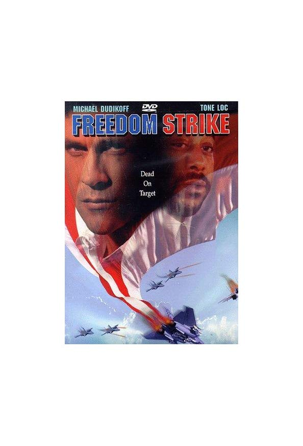 Freedom Strike kapak