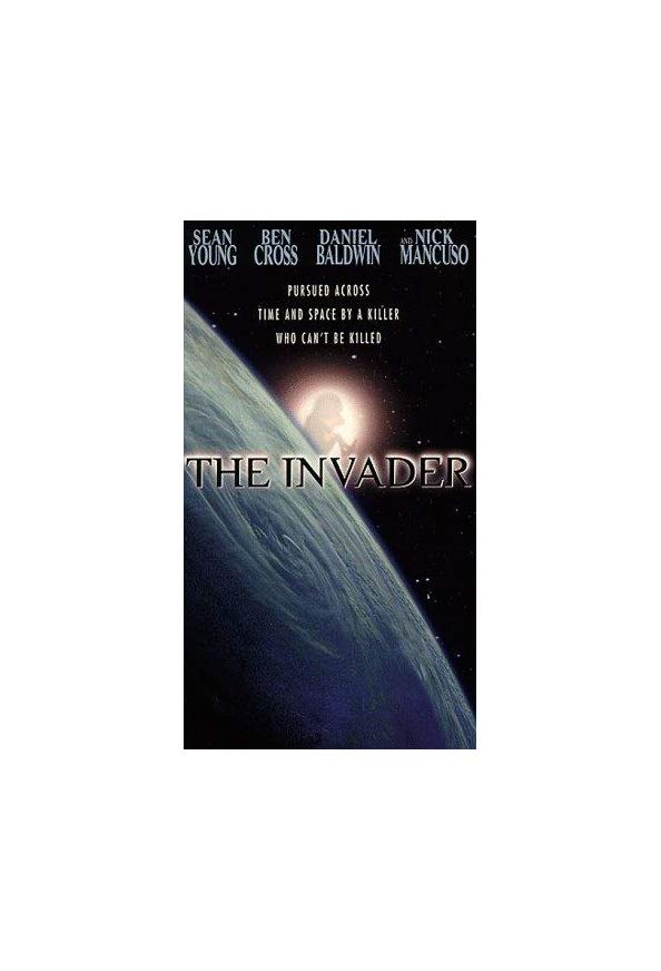 The Invader kapak