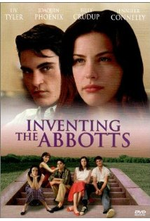 Inventing the Abbotts kapak