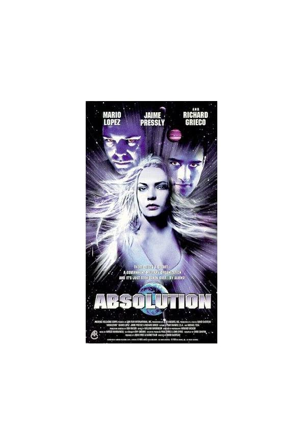 The Journey: Absolution kapak