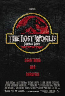 The Lost World: Jurassic Park kapak