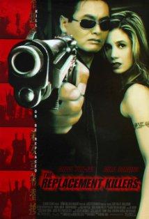 The Replacement Killers kapak